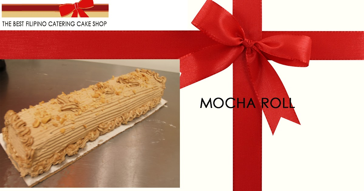 The Home Of Mocha Cakes And Filipino Specialties Red Ribbon Cakes