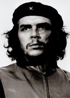 Che Guevara retratado por Alberto Korda