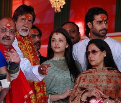 aishwarya rai bachan and abhishek bachan