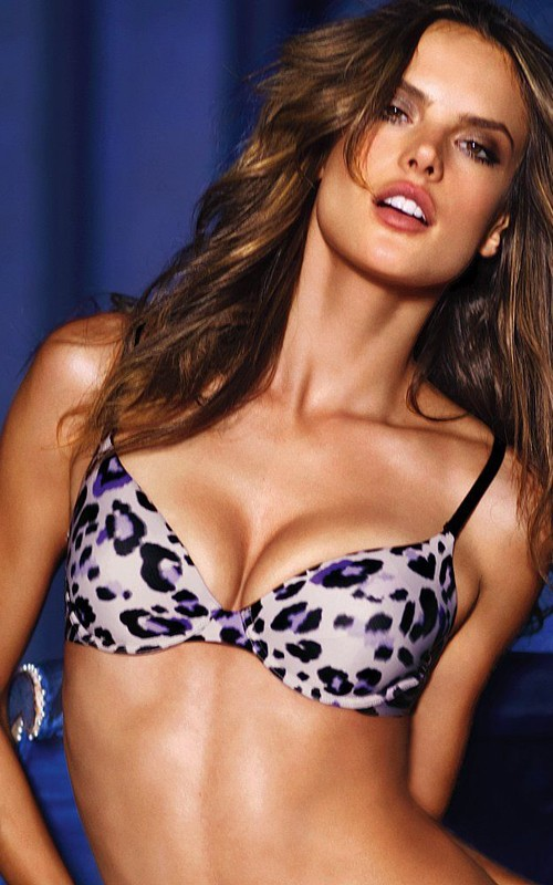 Alessandra Victoria Secret