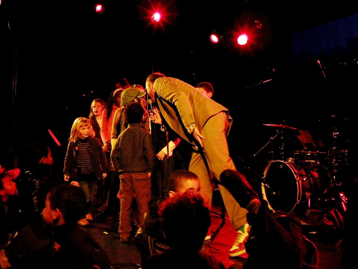 Merlot en concert