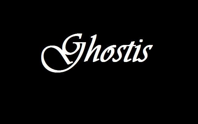 Ghostologia