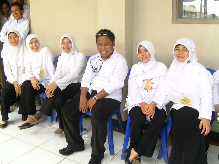Nardji Cagur di SMAN 2 Balaraja bersama Anak Muda Anti Narkoba