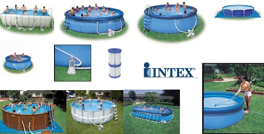 jardinitis como montar una piscina intex easy set