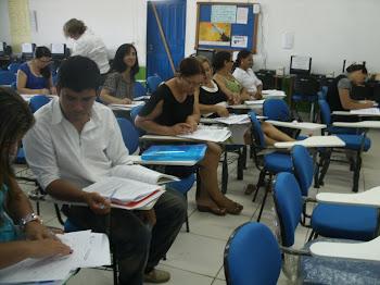 ESTUDOS NO ENCONTRO 2010