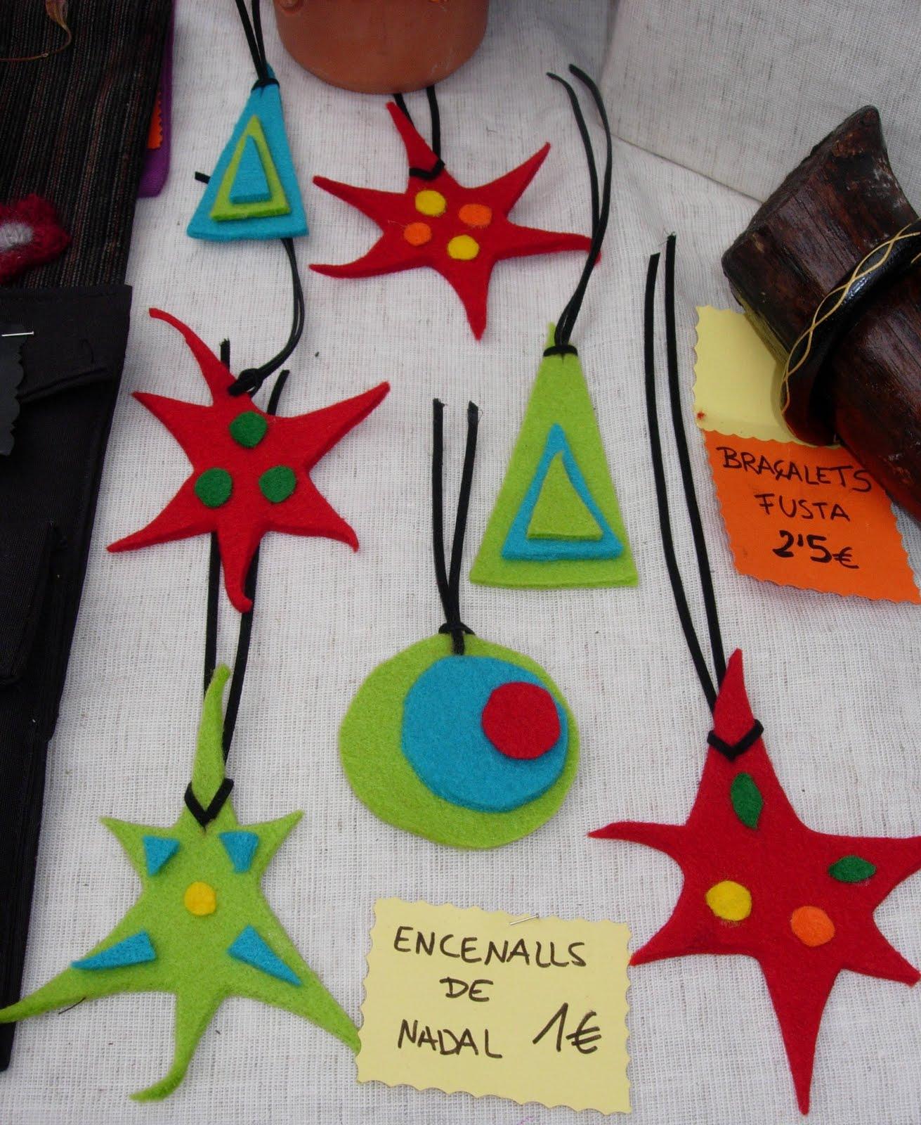 Amb molt de gust adorns de nadal adornos de navidad - Adornos de nadal ...