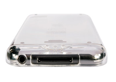 SeeJacket Crystal Case for iPod Touch
