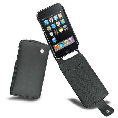 Noreve Tradition iPod touch 2g Leather Case