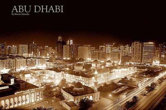 Abu dhabi maceramız