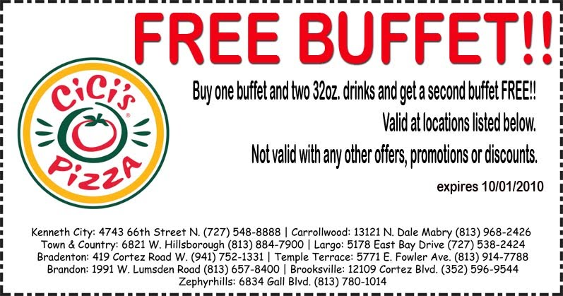cici s pizza coupons