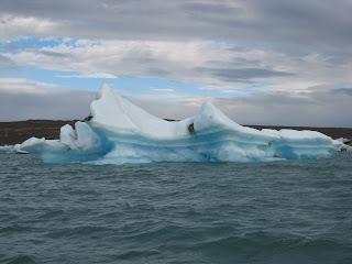 Blue Ice Burg