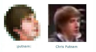 Chris Putman, ingeniero de Facebook