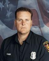 LAFD Firefighter Brent Lovrien
