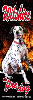 Wilshire The Fire Dog. Click to learn more...