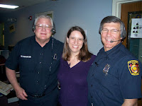 Nedra Kline Weinreich visits LAFD Dispatch. Click to learn more...