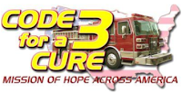 Click to learn more about Code 3 For A Cure...