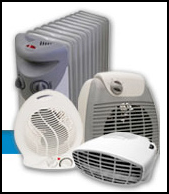 Click to learn more about portable electric heater safety...