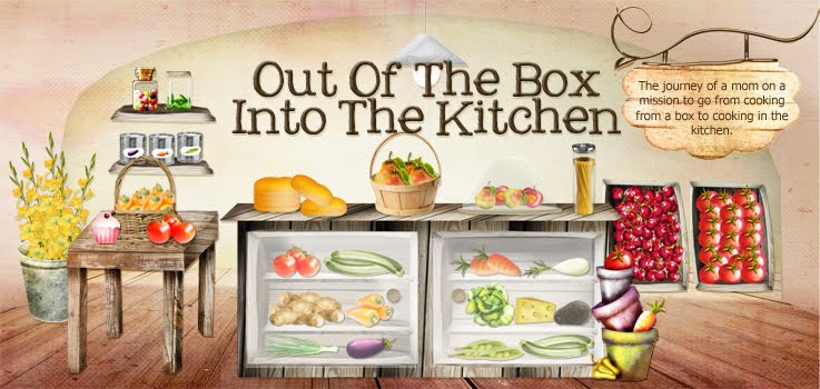 Out Of The Box Into The Kitchen