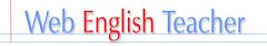 Web English Teacher: