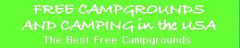 Free Campgounds Website: