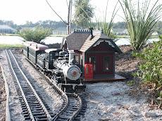 Garden Rail Road