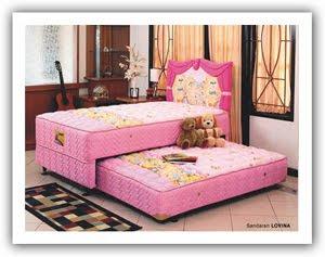Kasur Spring Bed Uniland