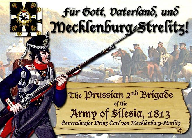 Gott, Vaterland, und Mecklenburg-Strelitz!