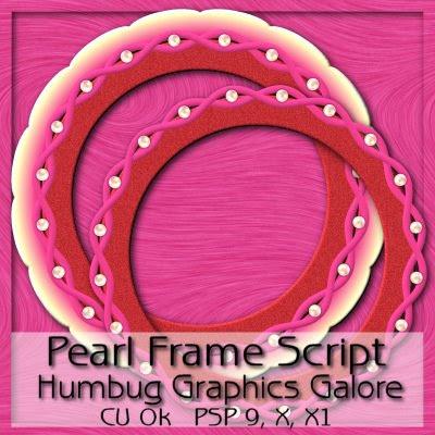 http://humbuggraphicsgalore.blogspot.com/2009/05/pearl-frame-script.html