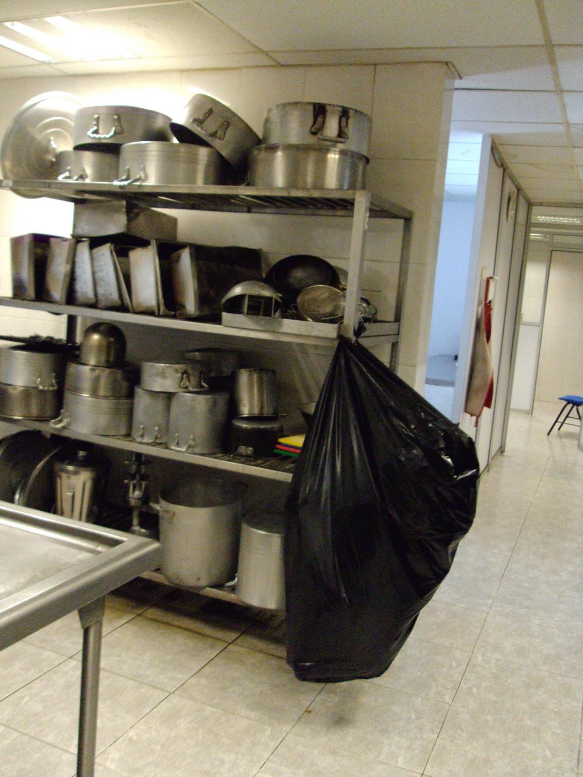 Pr ctica de comedores industriales informe for Ollas para cocina industrial