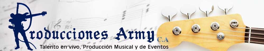 PRODUCCIONES ARMY C.A