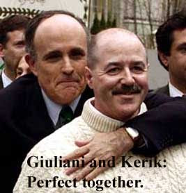 Guiliani, Kerik