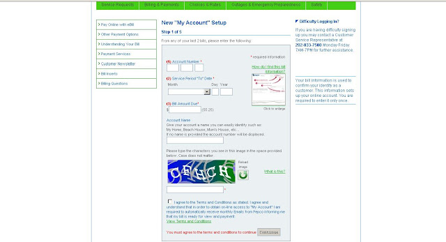 How to Login at Pepco.com for E-Bill View &amp; Online Payment, Pepco.com, Pepco.com bill pay, Pay Pepco E-Bill, Pepco login