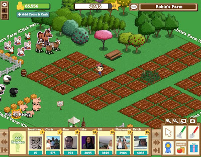 FarmVille Gifts on Facebook - Sign Up and Use