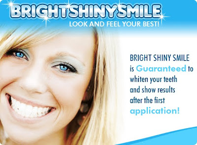 Bright Shiny Smile Reviews: Secret for Celebrity Smile?