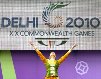 CWG 2010 : Wiki, Results & updates