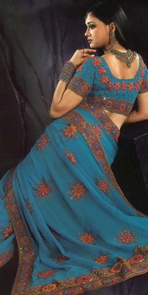 SouthShopping Indian Saree Models