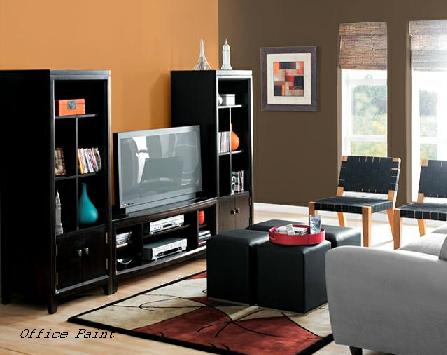 office paint color december 2010. Black Bedroom Furniture Sets. Home Design Ideas