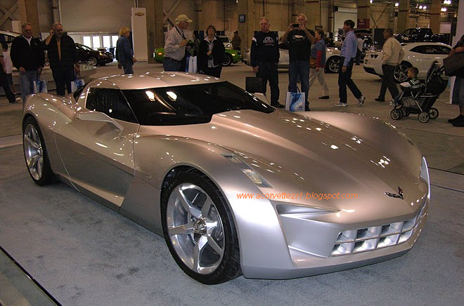 Corvette ZR1,corvette zr1 Price: Corvette Stingray Concept