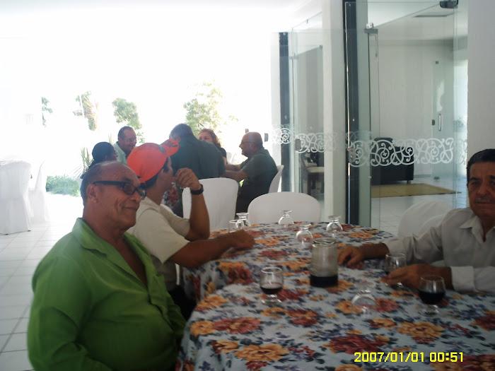 CONFRATERNIZAÇÃO EM MOSSORÓ - JUNHO 2008
