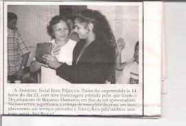 FOTO EXTRAÍDA DO JORNAL O TELERN  EM DEZEMBRO DE 1997