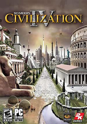 Cover game Civilization 4