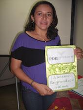 Portifólio - Márcia: A leitura engrandece a alma