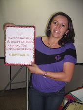 Portifólio - Alena Letramento: A escrita e as situações comunicativas