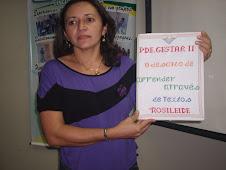 Portifólio - Rosileide: O desafio de aprender através de textos