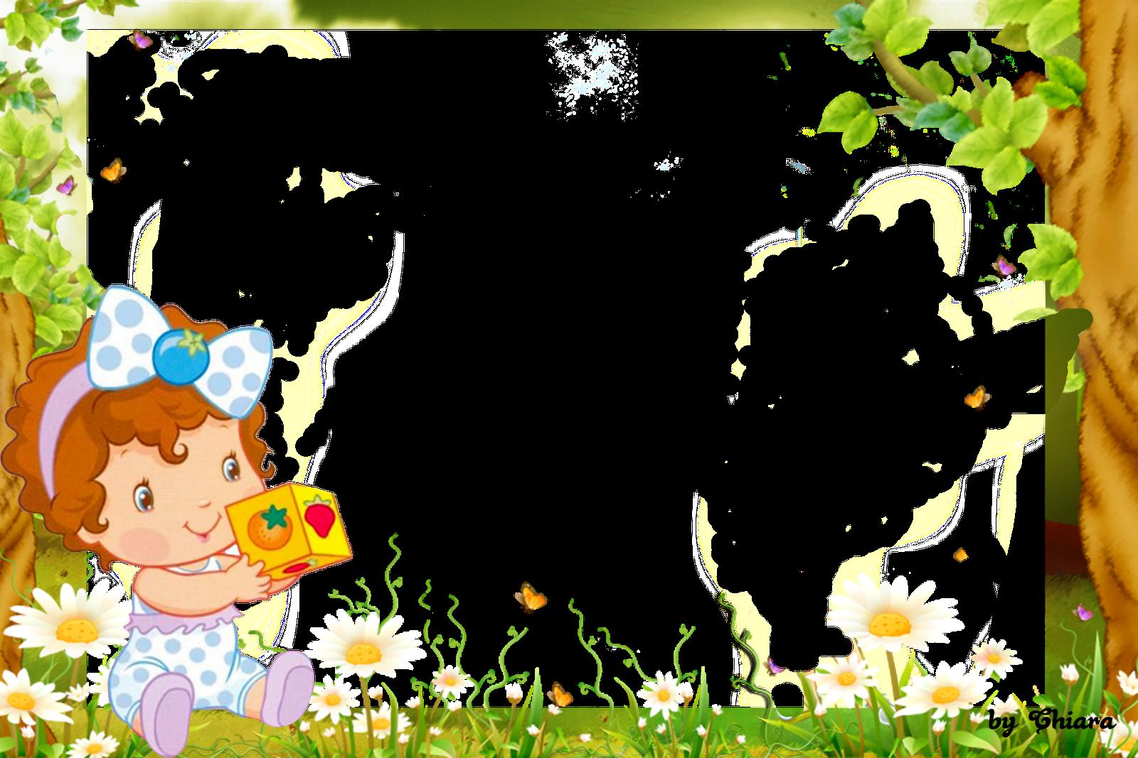Molduras Moranguinho Baby