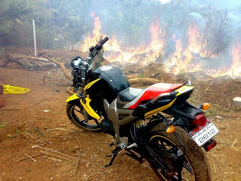 Best Video Of Yamaha FZ S Modified Bike - YouTube