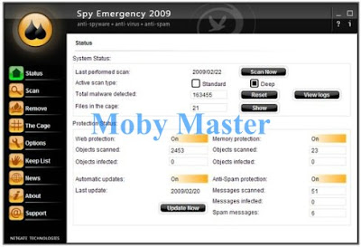 Spy Emergency 2009 6.0.195