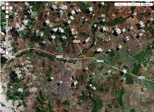 Iaçu BA (imagem de satélite).