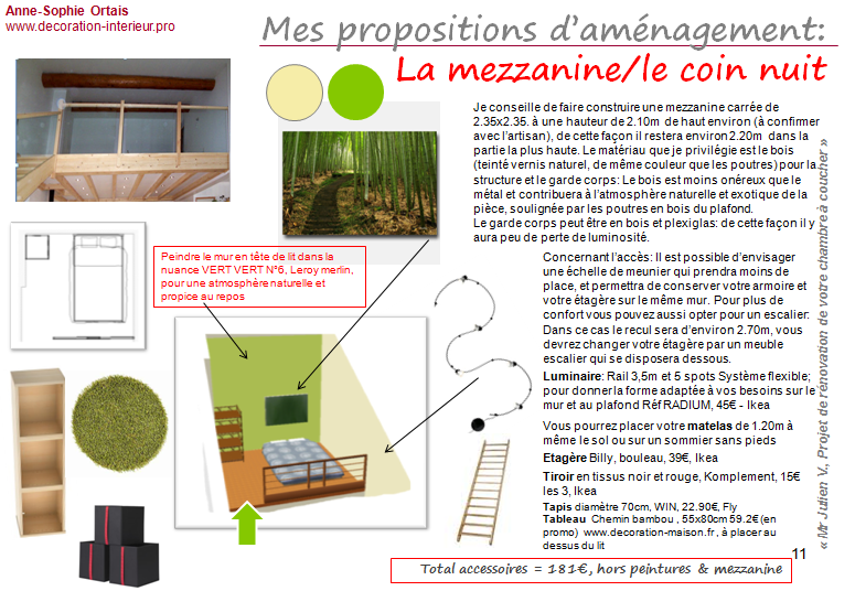 Tapis Chambre Bebe Allergie : Agence ASO Concept, AnneSophie Ortais Une chambre dadolescent, zen