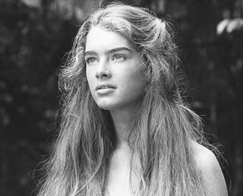ago I was watching the movie: The blue Lagune with Brooke Shields